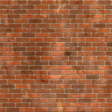 Red Brick Wall Seamless Backgr...