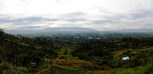 Aerial Panoramic View To Mount...