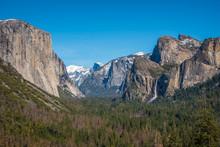 Tunnel View Yosemite National ...
