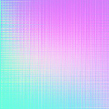 Soft Gradient Crosshatched Lines Of Purple Fading Into Teal Background Design - High Resolution Illustration For Graphic Element Or Backdrop Use.