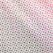 Spotted Pink Saturation Halftone Dots - High Resolution Illustration, Suitable For Graphic Design Or Background Use.
