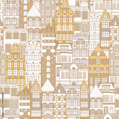 kolorowy-szkic-panoramy-miasta-vintage-urocze-domy-rysowanie-reczne-ilustracji-wektorowych-wzor