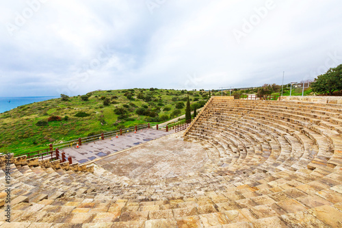 Tuinposter Cyprus Ancient ruins. Cyprus