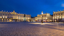 Place Stanislas Nancy Frankrei...