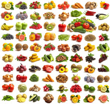 Fruit And Vegetables For All Tastes