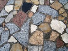 Stone Crazy Paving Floor. Beau...