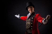 Showman. Young Male Entertaine...