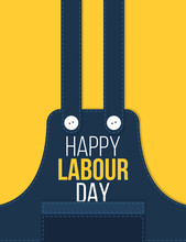 Labour Day Poster Background I...