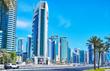 Urban scene, Doha, Qatar