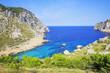 View of Cala Figuera, Mallorca (Majorca), Balearic Islands, Spain, Mediterranean, Europe