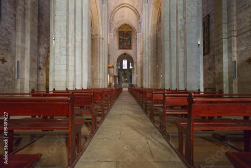 Arles Cathedral - Église Saint Trophime - (Camargue) Provence - France Canvas Print