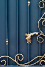 Decorative Parts Of Metal Gate...