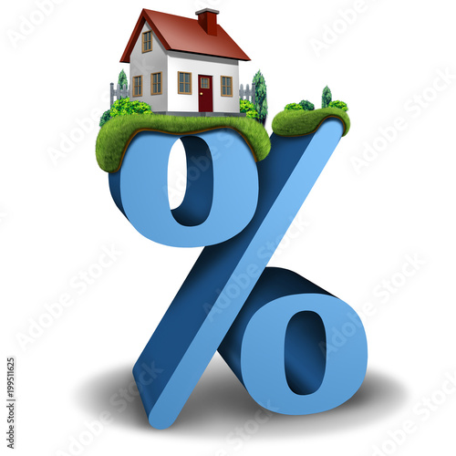 Fotografía  Mortgage Interest Rate