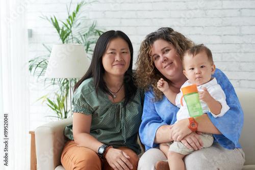 Photo Same sex adoption