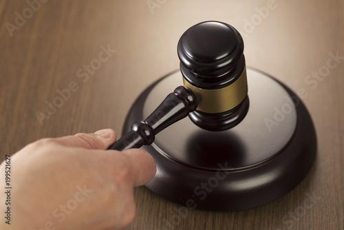Valokuva  裁判イメージ オークションハンマー