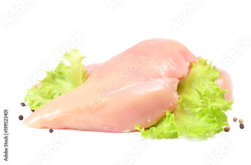 Staande foto Vlees Meat chicken