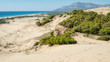 Patara sand beach. Antalya Province. Turkey