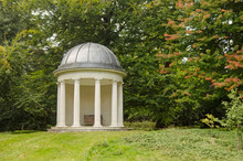 Classical Rotunda, Bushy Park, London
