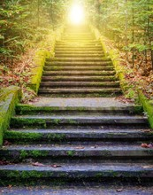 Steps Leading Up To The Sun. ...