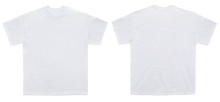 Blank T Shirt Color White Temp...