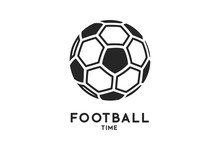 Football Soccer Ball Icon Isol...