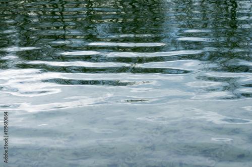 Valokuva  Wellen auf dem See