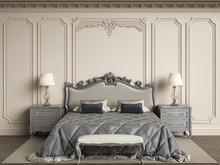 Classic Bedroom Furniture In C...