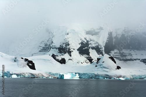 Staande foto Antarctica Elephant Island - Antarctica