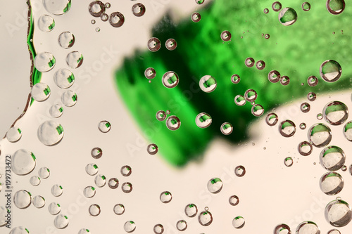 soda bubbles Canvas-taulu