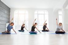Yoga, Fitness, Sport And Healt...