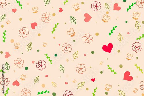 Cute Colorful Doodle Art Designs