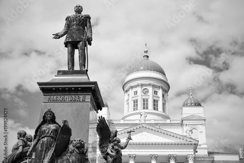 Cadres-photo bureau Artistique Alexander II Monument in Helsinki,