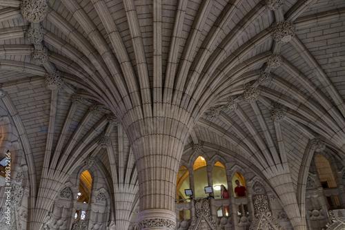 Tablou Canvas Parliament of Ottawa in Canada