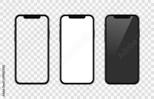 Fotografia  Realistic smartphone
