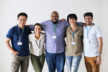 Workers Standing Together Diversity