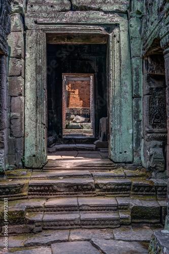 фотография  Cambodia Angkor Complex 360