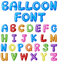 Font Design For English Alphab...