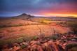 canvas print picture - Desert Glory