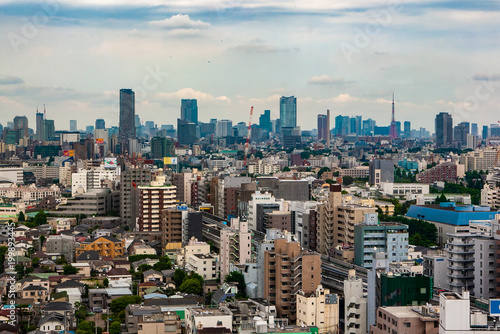 Photographie  東京 都心