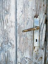 Stara Klamka Drzwi