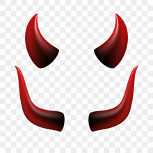 Devil Horns Video Chat Face Ve...