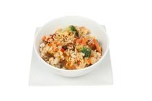 Stir Fried Rice In A Bowl