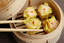 Chinese Shrimp Steamed Dumplings