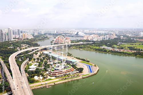Photo  Skyline of Singapore