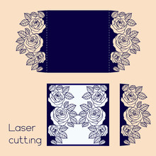 Template Of Wedding Envelope W...