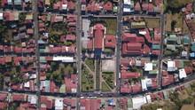 Aerial View Of The Zarcero Par...