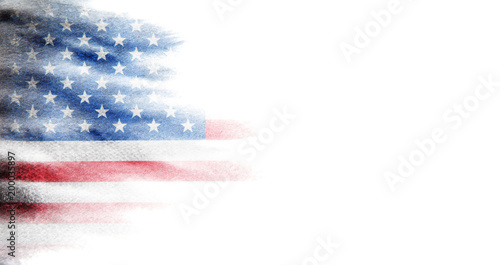 Fotografija  Flag of USA