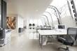 Contemporary Office Area