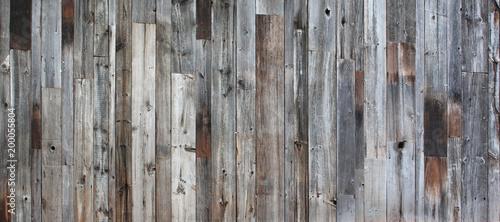 Fotografie, Obraz  Palissade en bois