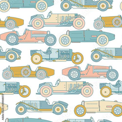 wektor-wyscig-retro-samochod-sportowy-wzor